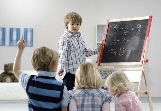 Children as Teachers (Child-Led Learning)