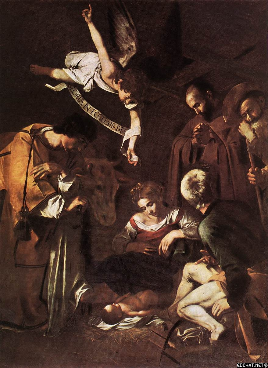 Nativity with St. Francis and St. Lawrence