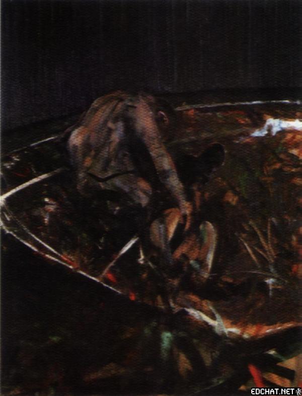 Figure in a Landscaspe