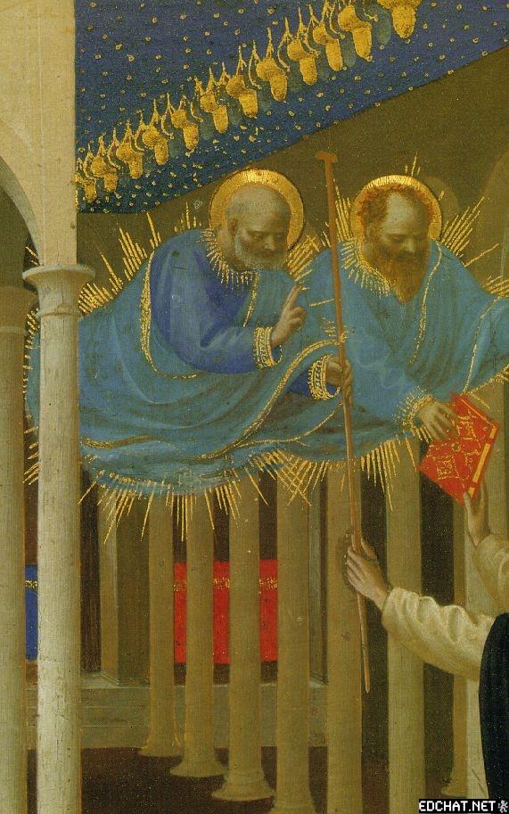Coronation of the Virgin Altarpiece