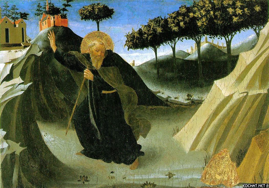 Saint Anthony the Abbott