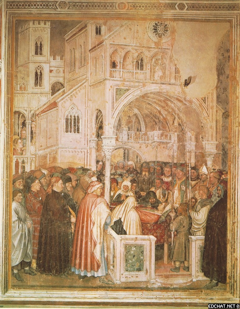 Death of St. Lucy