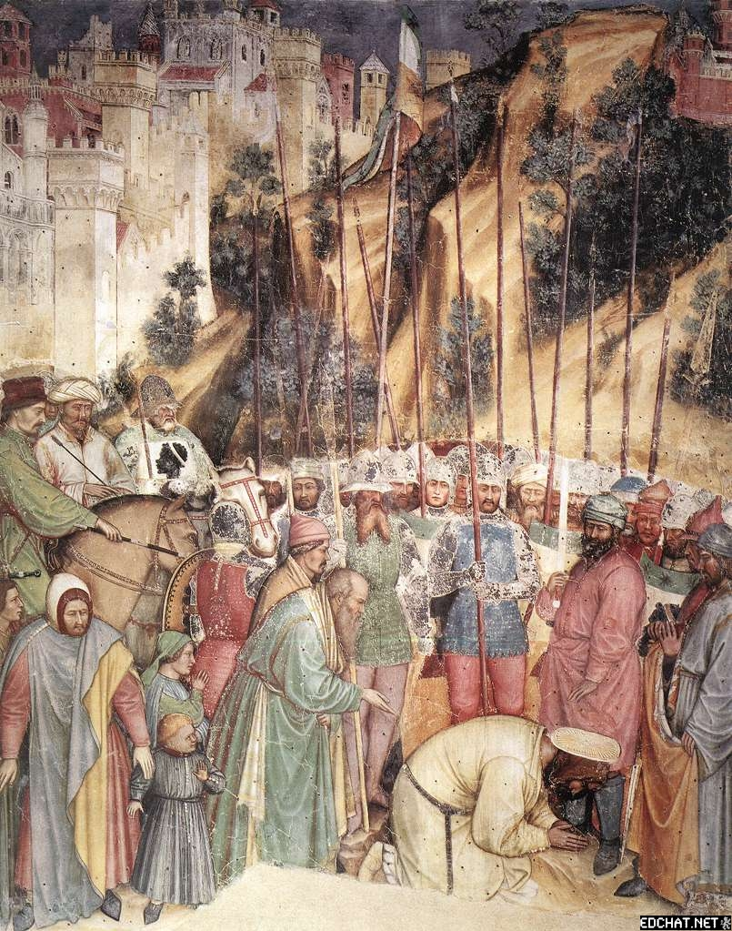 The Execution of St. George