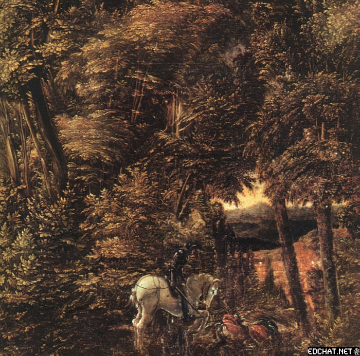 St. George in the Forest