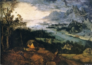 Pieter Bruegel - the Elder