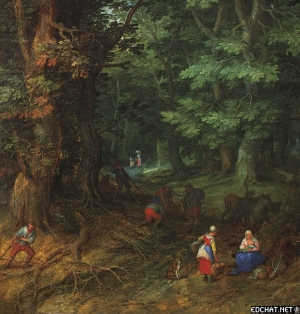 Jan Brueghel - the Elder