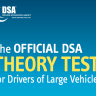 Official DSA LGV theory test - practice and revise