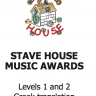 Stave House Music Levels 1 & 2 Award [Greek]
