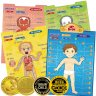 BEST LEARNING i-Poster My Body - Interactive Educational Human Anatomy Talking Game Toy