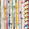 "Timeline of European History Poster 24x36"" Wall Chart – 1 Jan. 2015"