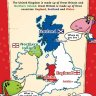 The United Kingdom | Early Years & Primary School Posters | Gloss Paper