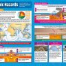 Tectonic Hazards | Geography Posters | Gloss Paper