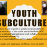 A-level Sociology notes on Youth subcultures