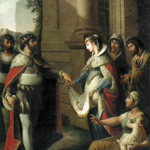 The Miracle of St Casilda