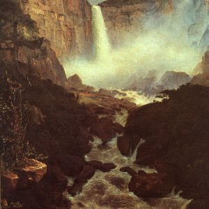 The Falls of Tequendama