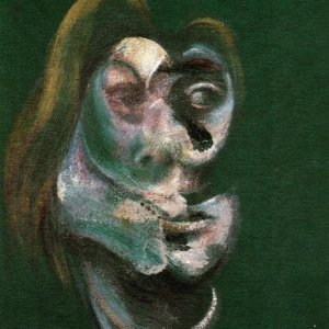 Study for Head of Isabel Rawsthorne III
